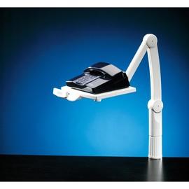 Telefonschwenkarm lichtgrau Hansa h5020002 Produktbild