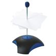 Zettelspießer mit Schutzkappe Delta 116x103x158mm schwarz-blau HAN 1754-34 Produktbild