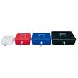 Geldkassette Gr. 4 mit Kunststoffeinsatz 300x240x90mm blau Stahl Wedo 145403H Produktbild Additional View 2 S