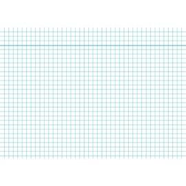 Karteikarten A8 kariert weiß holzfrei RNK 11488 (PACK=100 STÜCK) Produktbild