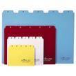Leitregister A-Z 25-teilig A6quer blau PP Durable 3660-06 Produktbild Additional View 1 S
