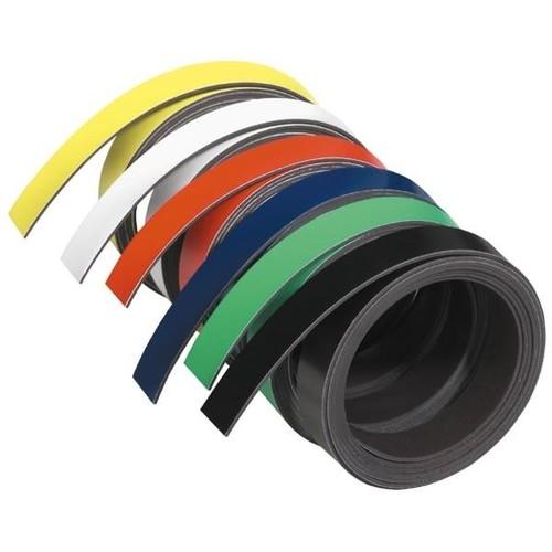 1 mm Franken; #Magnetband# M801 05 1 m x 5 mm orange Magnetband