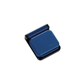 Magnetclip S mit Magnetschnapp-Automatik 36x40mm blau selbstklebend MAUL 62400-35 Produktbild