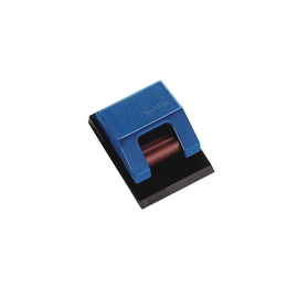 Rollenclip S mit Klemmrollen-Automatik 33x43mm blau selbstklebend MAUL 62410-35 Produktbild