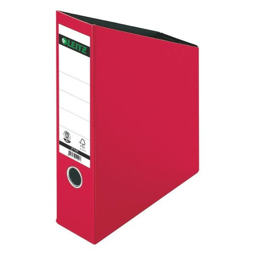 Stehsammler Standard 80x320x245mm rot Hartpappe RC Leitz 2423-00-25 Produktbild