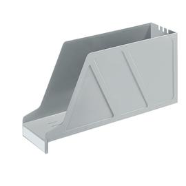 Stehsammler Standard quer 97x156x336mm grau Kunststoff Leitz 2427-00-85 Produktbild