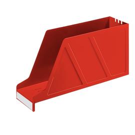 Stehsammler Standard quer 97x156x336mm rot Kunststoff Leitz 2427-00-25 Produktbild