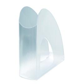 Stehsammler TWIN 76x257x239mm glasklar transparent kunststoff HAN 1611-23 Produktbild