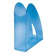 Stehsammler TWIN 76x257x239mm blau transparent kunststoff HAN 1611-64 Produktbild