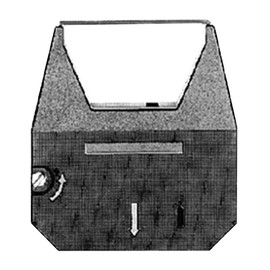 Farbband Gr. 154C schwarz Carbon 8mm x 225m Pelikan 519579 Produktbild