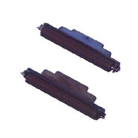 Farbrollen Gr. 720/2 schwarz 8mm x 52mm Pelikan 514844 (PACK=2 STÜCK) Produktbild
