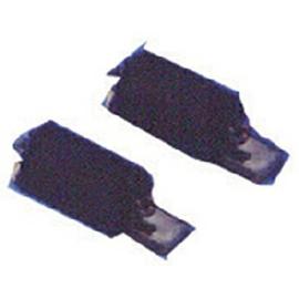 Farbrollen Gr. 744/2 schwarz 8mm x 12,3mm Pelikan 515049 (PACK=2 STÜCK) Produktbild