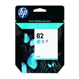 Tintenpatrone 82 für HP DesignJet 500/800 69ml cyan HP C4911A Produktbild