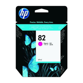 Tintenpatrone 82 für HP DesignJet 500/800 69ml magenta HP C4912A Produktbild