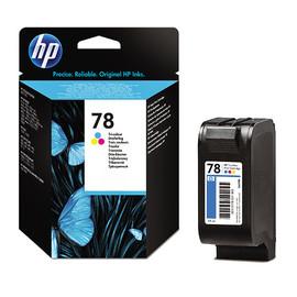 Tintenpatrone 78D für HP DeskJet 960C/970Cxi 19ml farbig HP C6578D Produktbild