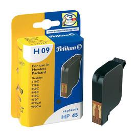 Tintenpatrone Gr. 927 (51645AE) für DeskJet 710C/830C/950C 42ml schwarz Pelikan 331724 Produktbild