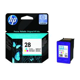 Tintenpatrone 28 für HP DeskJet 3320/3425/3645 8ml farbig HP C8728AE Produktbild