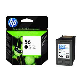 Tintenpatrone 56 für HP DeskJet 450Ci/5850/9670 19ml schwarz HP C6656AE Produktbild