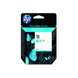 Tintenpatrone 11 für HP Business InkJet 2200/2300 28ml cyan HP C4836A Produktbild