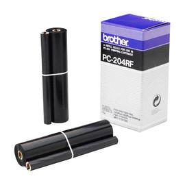 Thermotransferrolle für Fax 1010/MFC1025 420Seiten schwarz Brother PC204RF (PACK=4 STÜCK) Produktbild