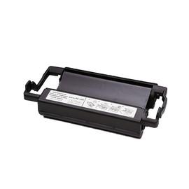 Mehrfachkassette + Thermotransferrolle für Fax 1010/MFC1025 420Seiten schwarz Brother PC201 Produktbild
