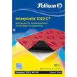 Kohlepapier Interplastic 1022G für Schreibmaschinen A4 Pelikan 401026 (PACK=10 BLATT) Produktbild