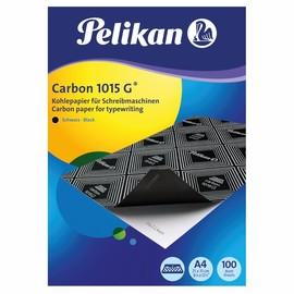 Kohlepapier Carbon 1015G für Schreibmaschinen A4 Pelikan 018770 (PACK=100 BLATT) Produktbild