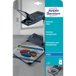 Overhead-Folie Inkjet A4 110µ transparent Zweckform 2503 (PACK=10 STÜCK) Produktbild