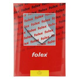 Kopierfolie X-500 A3 0,10mm transparent beidseitig bedruckbar Folex 35000.100.43100 (PACK=50 BLATT) Produktbild