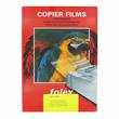 Laser+Kopierfolie XA-F A4 0,05mm farblos klar selbstklebend Folex 26230.050.44000 (PACK=100 BLATT) Produktbild