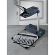 Laser+Kopierfolien A4 0,10mm transparent für schwarz/weiß Zweckform 3562 (PACK=25 BLATT) Produktbild Additional View 4 S
