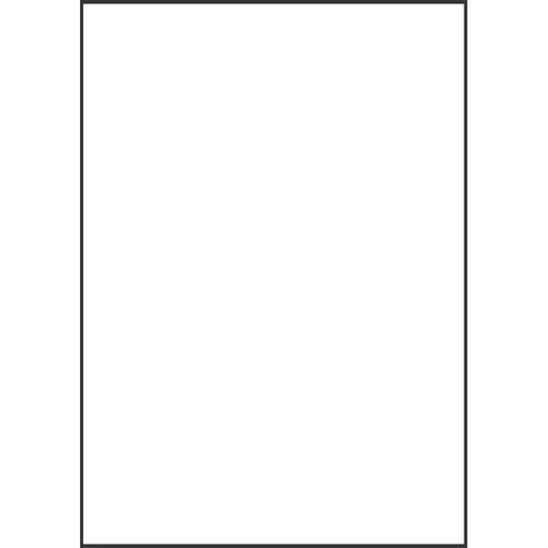 Laser+Kopierfolien A4 0,10mm transparent für schwarz/weiß Zweckform 3562 (PACK=25 BLATT) Produktbild Additional View 1 L