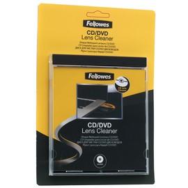 CD Laufwerk Linsenreiniger 15,5x26,5x1,2cm Fellowes 99761 Produktbild