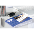 Fahrtenbuch für Pkw A6 quer 40Blatt geheftet Zweckform 222 Produktbild Additional View 4 S