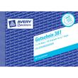 Gutscheinbuch A6 quer 2x50Blatt mit Blaupapier Zweckform 361 Produktbild Additional View 2 S