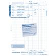 Kassenabrechnung A4 2x50Blatt mit Blaupapier Zweckform 428 Produktbild Additional View 4 S