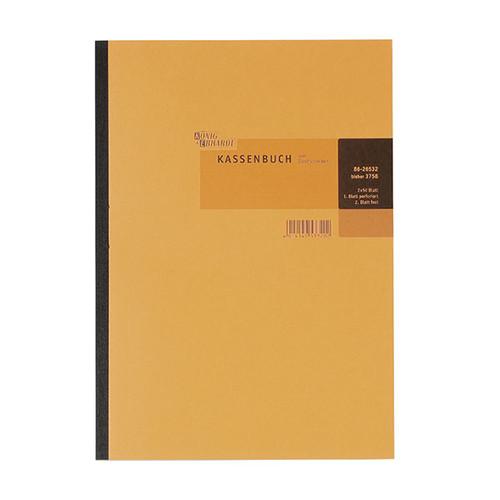 Durchschreibe-Kassenbuch A4 2x50Blatt König & Ebhardt 86-26532 Produktbild