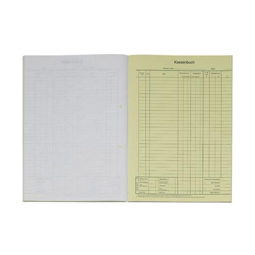 Durchschreibe-Kassenbuch A4 2x50Blatt König & Ebhardt 86-26532 Produktbild Additional View 1 L