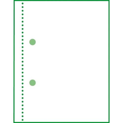 Kassenbuch EDV A4 2x50Blatt mit Blaupapier Steuerschiene 300 Sigel KG429 Produktbild Additional View 5 L
