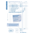 Kassenbestandsbuch A5 hoch 50Blatt Zweckform 318 Produktbild Additional View 4 S