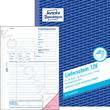 Lieferscheinbuch A5 hoch 2x50Blatt mit Blaupapier Zweckform 726 Produktbild