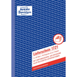 Lieferscheinbuch A5 hoch 3x40Blatt selbstdurchschreibend Zweckform 1721 Produktbild Additional View 1 S