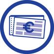 Quittungsblock A6 quer 2x50Blatt mit Blaupapier Zweckform 321 Produktbild Additional View 7 S