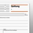 Quittungsblock A6 quer 3x50Blatt mit Blaupapier Sigel QU635 Produktbild Additional View 2 S