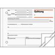 Quittungsblock A6 quer 3x50Blatt mit Blaupapier Sigel QU635 Produktbild Additional View 3 S