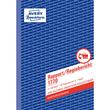 Rapport/ Regiebericht A5 hoch 2x40Blatt selbstdurchschreibend Zweckform 1770 Produktbild Additional View 1 S