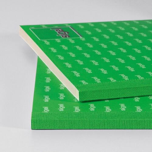 Bonbuch 360 Abrisse 105x200mm 2x60Blatt rosa mit Blaupapier Sigel BO002 Produktbild Additional View 1 L