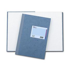 Geschäftsbuch kariert A4 144Blatt Leder-Folienprägung König & Ebhardt 86-14223 Produktbild