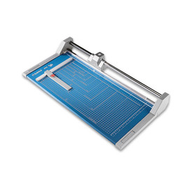 Schneidemaschine Roll- & Schnittschneider Schnittlänge 510mm, Schnitthöhe 2mm blau Dahle 00552 Produktbild