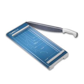 Schneidemaschine mit Hebel Schnittlänge 320mm, Schnitthöhe 0,8mm blau Dahle 00502 Produktbild